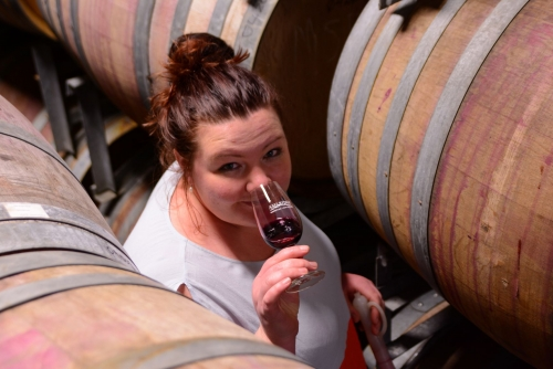 Ash Ridge Winery & Vineyard Tour