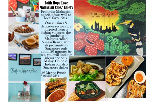 Faith Hope Love Malaysian Eatery