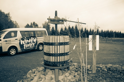 Winery Tours Hawkes' Bay