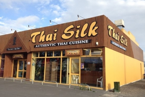 Thai Silk Authentic Thai Cuisine