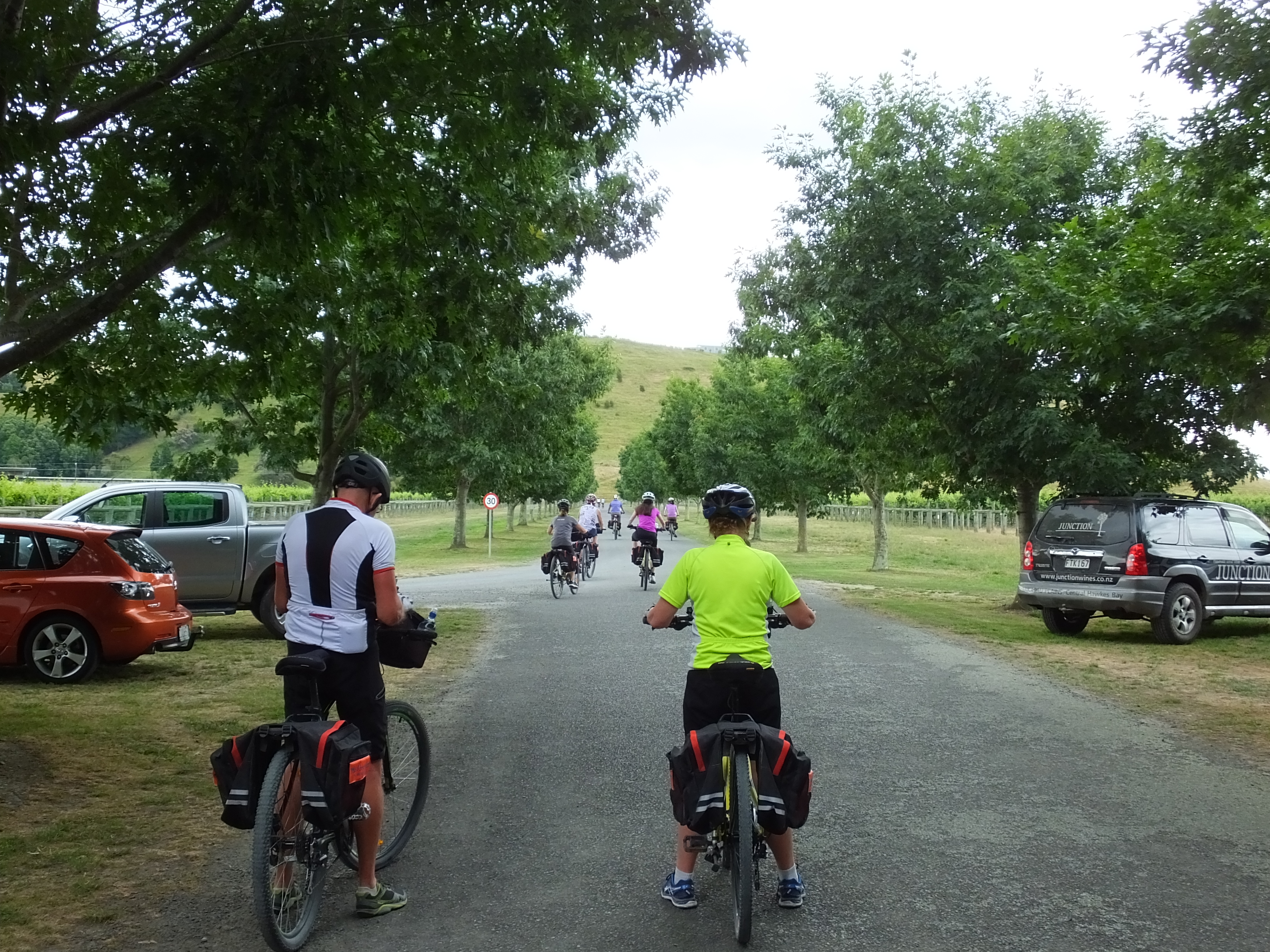 Bike About Tours Napier I Site Visitor Centre
