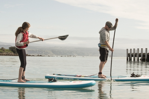 Paddle Boarding Hawke's Bay