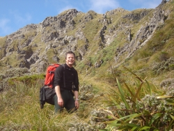 Tramping in the Ruahnes
